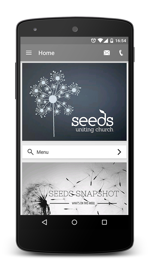 Testimonial from Seeds Uniting