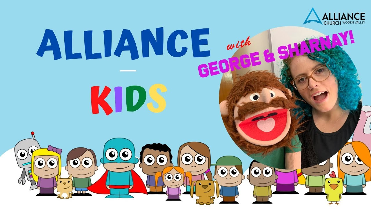 Alliance Kids with Sharnay & George