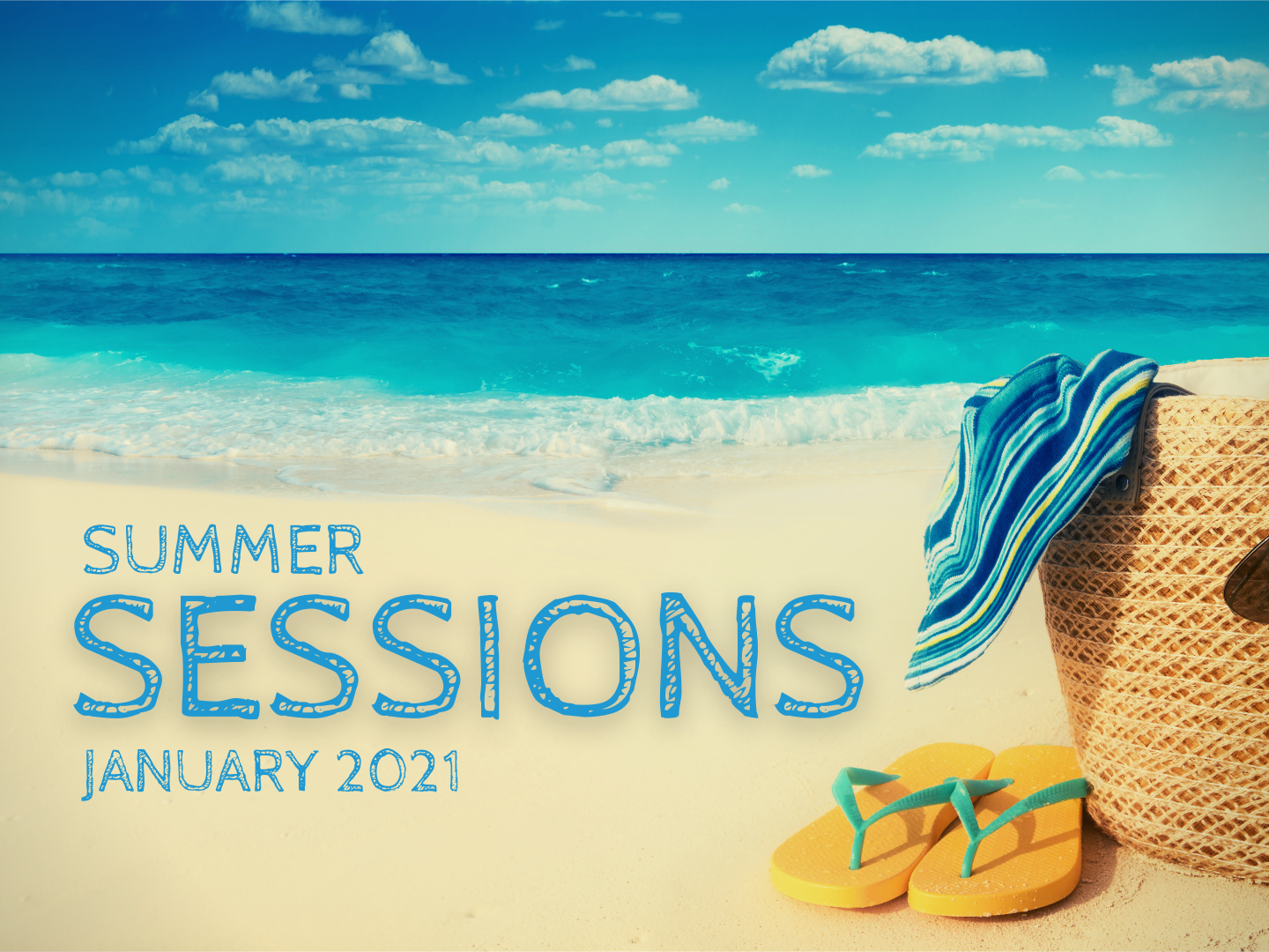 The Summer Sessions - January 2021