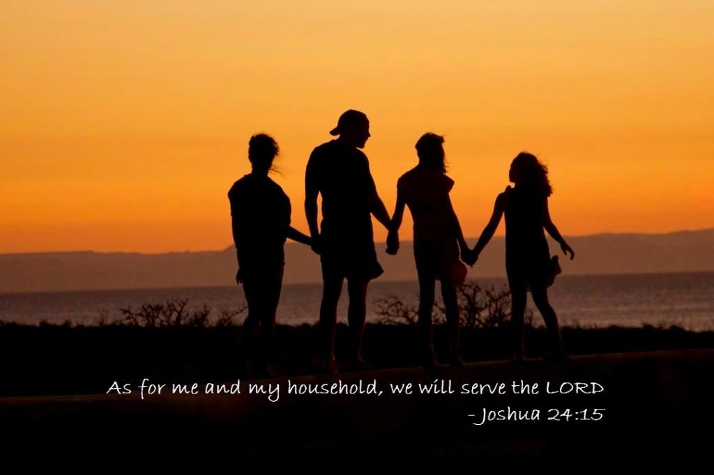 Choosing to serve God