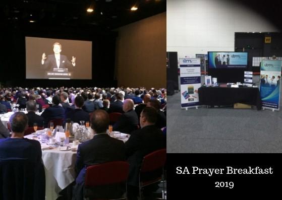39th SA Prayer Breakfast 2019
