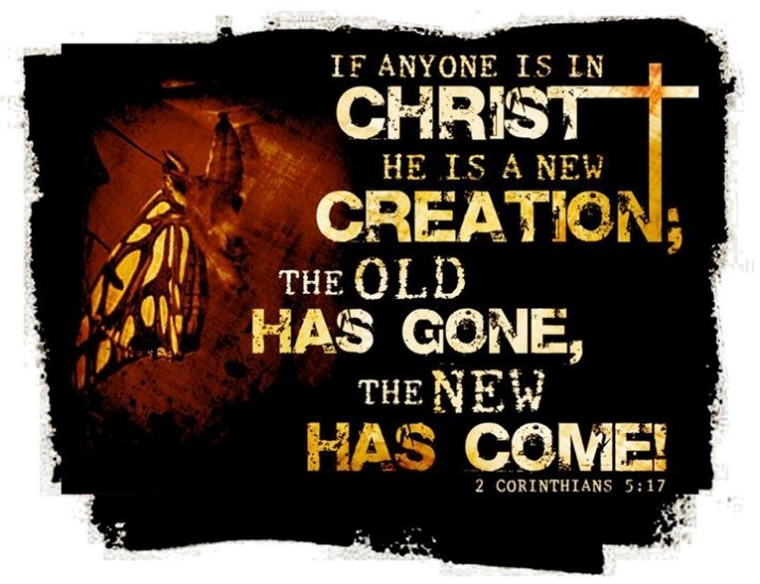Transformation - New Creation in Christ