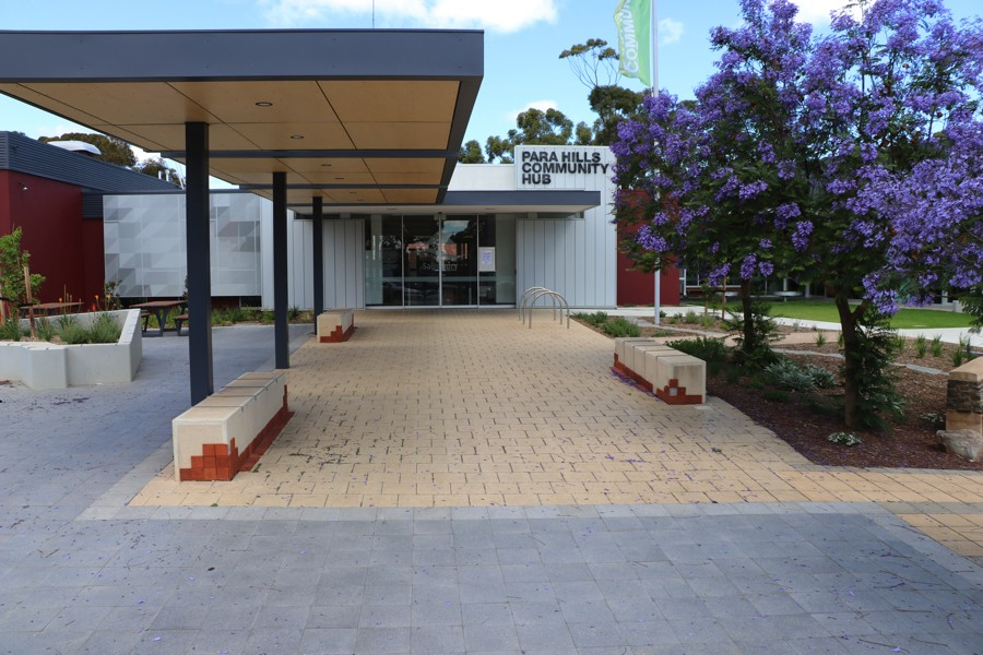 Image result for Para Hills community hub