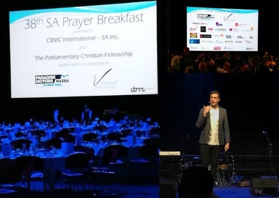 2018 South Australian Prayer Breakfast